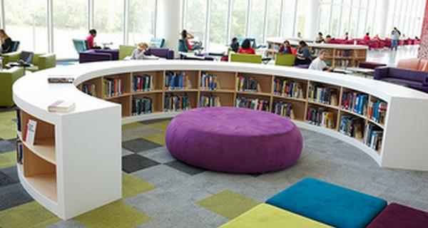 5 milioni per le nuove biblioteche scolastiche innovative for Arredi per biblioteche